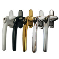 Schlosser Technik Apto Cockspur Window Handle Kit - Suits Applications 9mm to 21mm - Left Handed